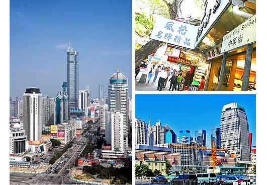 شنزن کجاست؟,محصولات چینی,بازارهای چین,شنزن,خرید از چین,بازرگانی فیروزه,واردات,خرید,بازرگانی,مراکز خرید