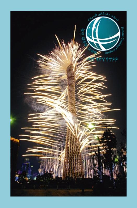 برج کانتون یکی از جاذبه های گوانجو ، برج کانتون گوانجو ،بلندترین چرخ و فلک جهان ،جاذبه های گردشگری در چین ،جاذبه های گردشگری گوانجو ،برج دیدبانی در گوانجو ،برج کانتون نماد شهر گوانجو ، برج کمر باریک در گوانجو ،Canton Tower ، بلندترین چرخ و فلک چین ،آشنایی با جاذبه های چین ،نقاط دیدنی در چین