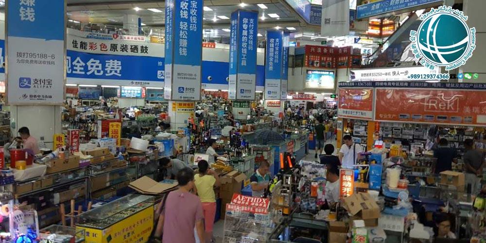 واردات از چین-واردات کالا از چین-