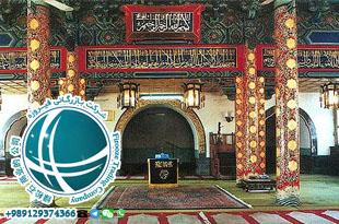 آشنایی با مساجد پکن , مسجد نیوجی و دانگ سی