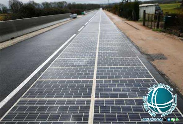 اولین بزرگراه خورشیدی جهان در چین ،بزرگراه خورشیدی چین ،مسافت بزرگراه خورشیدی چین ،بزرگراه خورشیدی جینان چین ،اولین جاده خورشیدی چین ،جاده ای با کفپوش سلولهای خورشیدی،ساختار جاده های خورشیدی ،آشنایی با جاده های خورشیدی ،تکنولوژی جاده های خورشیدی ،جاده سازی با تکنولوژی خورشیدی ،آشنایی با چین ،سفر به چین ،صنعت چین ،