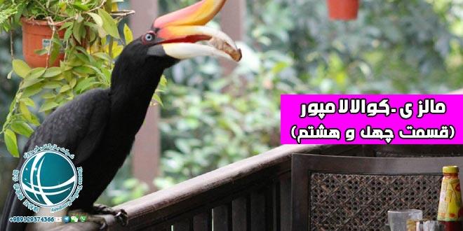 پارک های معروف کوالالامپور , پارک تاسیک پردانا و پرندگان