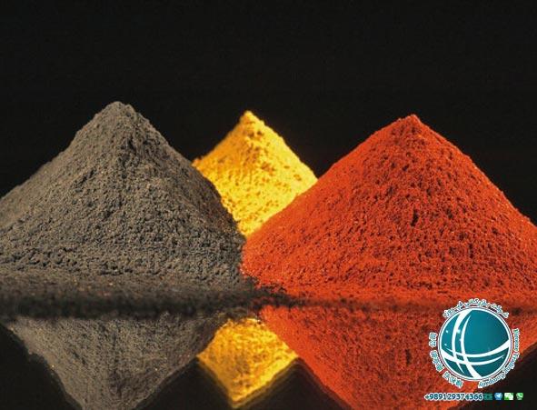 مشخصات اکسید آهن ، روش تولید اکسید آهن ، مشخصات محصول اکسید آهن ، اکسید آهن دو ظرفیتی ، تولید اکسید آهن،کاربرد اکسید آهن ، اکسید آهن معدنی و سنتزی ، اکسید آهن در صنایع آرایشی بهداشتی , اکسید آهن سنتزی، اکسید آهن معدنی، معادن سنگ آهن ایران ، رنگدانه های سیاندی آهن ، رنگدانه های آهن سنتزی، تاریخچه اکسید آهن در ایران ، رنگدانه های معدنی طبیعی،تاریخچه اکسیدآهن , اکسید آهن قرمز، رنگ قرمز اکسید آهن ، رنگدانه های معدنی طبیعی، پیشینه تاریخی اکسید آهن، آشنایی با اکسیدهای آهن ، کانی های آهن ، ترکیبات اکسید آهن، انواع اکسید آهن،کانی های آهن ، مهم ترین کانی های آهن ، آشنایی با کانی های آهن ، کانی های آهن دار، کاربرد سنگ های معدن آهن ، انواع کانی های آهن دار ، مهم ترین کانی های اکسیدی، کانی های اکسیدآهن، کانی های آرسنیک دار، خرید و واردات اکسیدآهن , ترخیص اکسیدآهن ،ترخیص کار اکسیدآهن،واردات و ترخیص اکسیدآهن ،شرکت بازرگانی در مشهد ،شرکت واردکننده اکسیدآهن ،ترخیص اکسیدآهن ،ترخیص اکسیدآهن از گمرک ،واردات اکسیدآهن ،تعرفه گمرکی اکسیدآهن ،تعرفه واردات اکسیدآهن ،هزینه گمرکی اکسیدآهن ،هزینه واردات اکسیدآهن ،قیمت اکسیدآهن ،واردات اکسیدآهن از چین ،ترخیص اکسیدآهن از گمرک ،واردات اکسید آهن ،iron oxide،واردات iron oxide،import iron oxide from china ،تجارت اکسیدآهن ،اکسیدآهن وارداتی ،واردات اکسیدآهن ،تولیدکننده اکسیدآهن در چین ،کارخانه اکسیدآهن در چین،