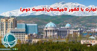 تاجیکستان, کشور تاجیکستان, موقعیت جغرافیایی کشور تاجیکستان, دیدنی های تاجیکستان, بازارهای تاجیکستان, شهرهای دیدنی تاجیکستان, سفر به تاجیکستان, زندگی در تاجیکستان, تحصیل در تاجیکستان, کار در تاجیکستان, مکان های دیدنی تاجیکستان, مراکز خرید تاجیکستان, شرکت بازرگانی, شرکت بازرگانی در مشهد, صادرات, واردات, حمل, حمل هوایی, حمل دریایی, ترخیص, خرید کالا از چین, واردات کالا از چین, واردات مواد شیمیایی, واردات ماشین آلات صنعتی, واردات دستگاه های خطوط تولید, خرید کالا از تاجیکستان, واردات کالا از تاجیکستان, دیدنی های دوشنبه, بازارهای دوشنبه, سفر به دوشنبه, زندگی در دوشنبه, تحصیل در دوشنبه, کار در دوشنبه, مکان های دیدنی دوشنبه, مراکز خرید دوشنبه, اقتصاد کشور تاجیکستان, صادرات و واردات کشور تاجیکستان, فرصت های تجارت با تاجیکستان, روابط تجاری ایران و تاجیکستان, طرف های عمده تجاری کشور تاجیکستان, تجارت با کشور تاجیکستان, تجارت با تاجیکستان, دوشنبه, دیدنی های خجند, بازارهای خجند, سفر به خجند, جاهای دیدنی خجند, جاهای دیدنی دوشنبه,