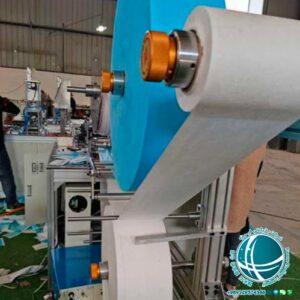 واردات و ترخیص قطعات یدکی دستگاه تولید ماسک