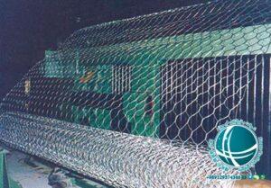 واردات دستگاه تولید توری مرغی از چین