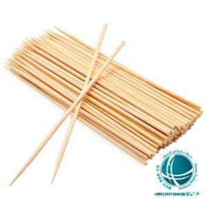 سیخ کباب چوبی چیست؟