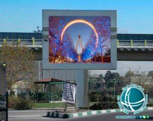 واردات نمایشگر شهری از چین