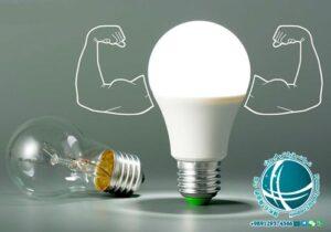 واردات لامپ ال ای دی