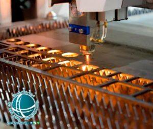 واردات دستگاه برش لیزر فلزات