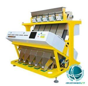 واردات و ترخیص دستگاه سورتینگ رنگی غلات